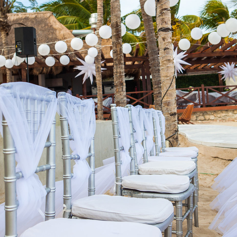 Blue Parrot Wedding Packages